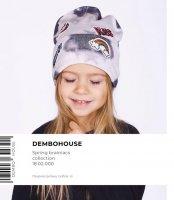 СП десткие шапочки фирмы DEMBOHOUSE. коллекция ВЕСНА 2018 ... c2109e9142969