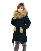 Моднячі зимові куртки для дівчаток  9008399758505