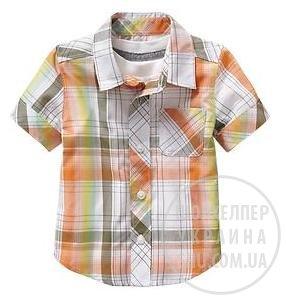 Рубашка в клетку 5Т.JPG